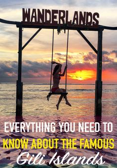 A Tell All Gili Islands Guide