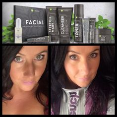 Before and after using Lip and Eye cream, brighter less puffy eyes and fuller lips:) Hair,Skin and Nails... Longer, fuller, shiny hair and glowing skin http://nikkitafaith.myitworks.com