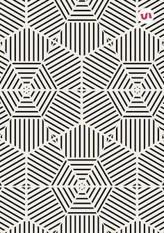 #Geometric #Lines #Pattern