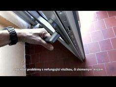 Samozamykací zámek – elektromechanický systém | KATALOG Alfa – Omega servisu – katalog firem Plzeň