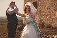 Svadobné šaty veľ.34-38, 36