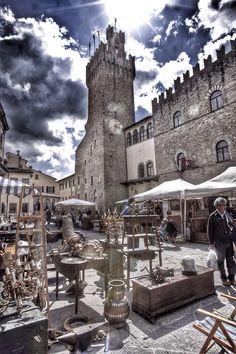 Fiera Antiquaria ad Arezzo