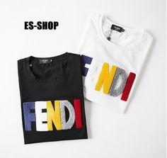 Fendi t-shirts Men and women Cheap T Shirts, Casual T Shirts, Fendi, Wholesale T Shirts, Hip Hop, Herren T Shirt, Shirt Shop, Mens Tees, Casual Dresses For Women