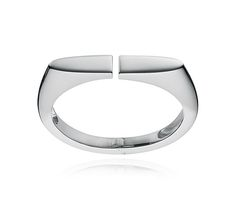 """Chaîne d'Ancre Initiale Hermes bracelet in silver, PM, size medium. Adjustable from 5.9"""" to 6.3"""" long"""