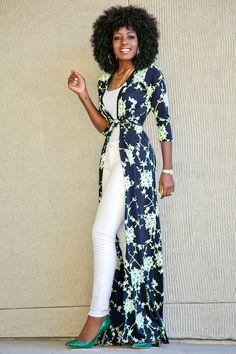 Style Pantry | Wrap Dress + White Tank + White Jeans