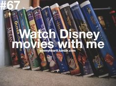 This is something I love doing and now Derek has some favorite animated movies we love watching together, or favorites being Despicable Me, and How to Train Your Dragon :)