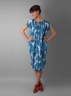 Mina Perhonen North Forest Print Dress