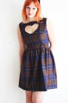 Heart shape dress