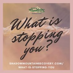 How many of us go through life hanging onto a belief that we cannot do something, simply because we failed at it once before?  Failure is part of learning; we should never give up the struggle in life. ○○○ #Addiction #Recovery #AddictionRecovery #ShadowMountainRecovery #rehabilitation #detoxification #detox #rehab #Aspen #Cascade #ColoradoSprings #Denver #Colorado #Albuquerque #Taos #NewMexico #StGeorge #Utah #RecoveryIsPossible #RecoveryIsWorthIt #WeDoRecover #12Steps #12Step #Sober…