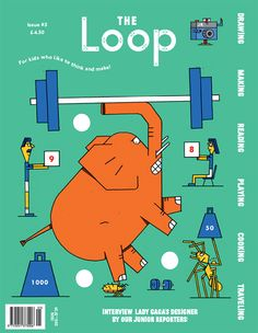 THE Loop, Spring 2014