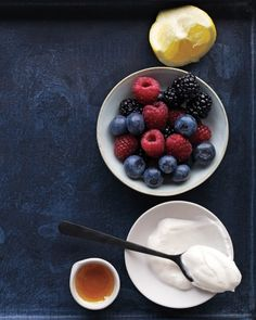 DIY Berry-Yogurt Mask.Brighten your complexion with fresh, feel-good, do-it-yourself facial masks and scrubs that reveal clear, glowing skin.