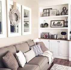 1000+ ideas about Beige Sofa on Pinterest | White Tv Unit, Living ...