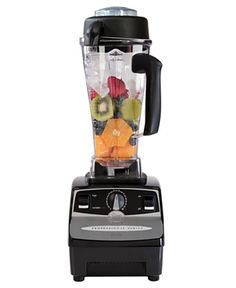 Vita-Mix, I wouldn't want to live without it! The best juicer, blender, chopper, grinder, cooker, churner & processor EVER!