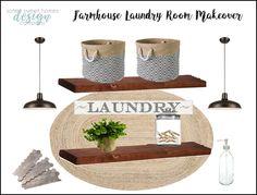 Farmhouse Laundry Ro