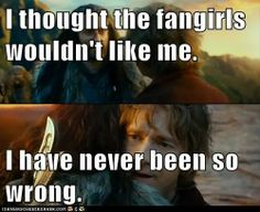 Oh Thorin, you never were so wrong even before you believed it yourself.