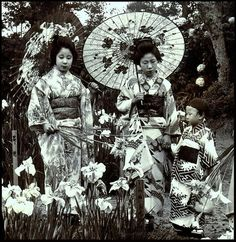 Japanese kimono. Japan S)
