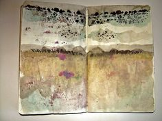 Asemic Journal from Donna Maria de Creeft