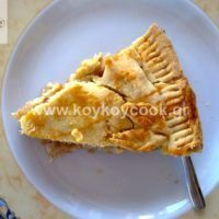 Coffee Corner, Apple Recipes, How To Make Cake, Apple Pie, Sweet Tooth, Sweet Home, Food And Drink, Menu, Sweets