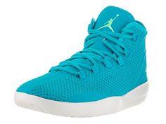 70a6702ce24 Nike Men s Jordan Reveal Basketball Shoes 834064 422 Blue Green Platinum Size  10