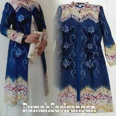 Batik Dress, Tie Dye, Kimono Top, Women's Fashion, Blazer, Blouse, Model, Tops, Dresses
