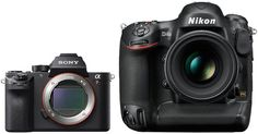 Sony Alpha II and Nikon are the two pro eminent cameras that could be used in honing your photography skills. As the Sony Alpha II has aggressive Camera Comparison, Sony A7r Ii, Binoculars, Nikon