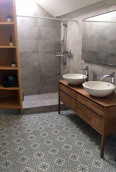 Your ideas - Couleurs & Matières Interior, Country Bathroom, Home, Remodel, Deco, Minimalist Bathroom, Bathroom, Home Diy, Small Bathroom Remodel