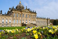 Castles in England for Sale   Can you imagine living in such splendor? The Great Hall is the ...
