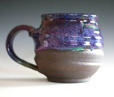 Large Coffee Mug 18 oz handmade ceramic cup tea cup by ocpottery