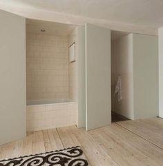 Bath: Closet Bath Roundup - Remodelista
