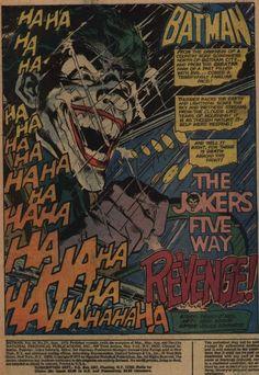 Joker by Neal Adams