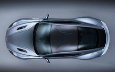 The best Aston Martin ever. The Vanquish.