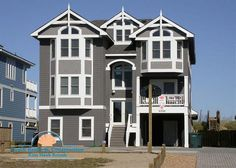 13 best outerbanks images vacation rentals nags head beach homes rh pinterest com