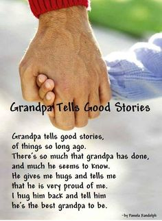 Grandpa Poems From Granddaughter Make Selection On Order