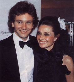 Audrey & Sean - audrey-hepburn Photo... A very proud mother!