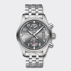 IW387804 Watch Front