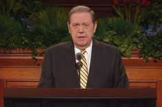 Elder Jeffrey R. Holland: 'Where Justice, Love and Mercy Meet'