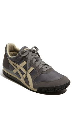 Onitsuka Tigers Ultimate 81 sneaks. Must have. Lightweight, long wearing, goes well with anything. Oh and worn by Olympians. Surprisingly affordable.