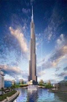 La plus haute tour du monde !!!