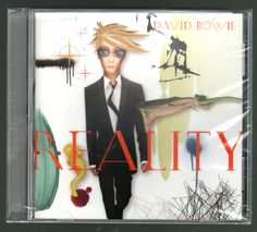 Based on the success #David #Bowie had by resurrecting his collaborative relationship with producer Tony Visconti on 2002's stellar #HEATHEN, #Bowie returned to the well with Visconti for its follow-up, #REALITY. The result finds this New York City resident using his adopted hometown and cozy domestic life as impetus for another batch of fine millennial manna. #ProgressiveArtRock #DavidBowie #CD