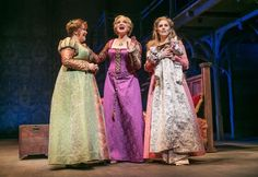 Photo Flash: First Look at Annie Funke, Christine Ebersole and Mara Davi in World Premiere of EVER AFTER at Paper Mill Playhouse
