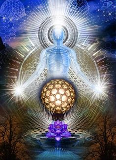 spirituality art - Final Event Energies Update Essential Process to Be Undertaken By All & Lightworkers Psychedelic Art, Art Visionnaire, Psy Art, Visionary Art, Sacred Art, Fractal Art, Sacred Geometry, Mystic, Fantasy Art