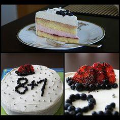 Pradobroty: Smetanovo-tvarohový dort k výročí