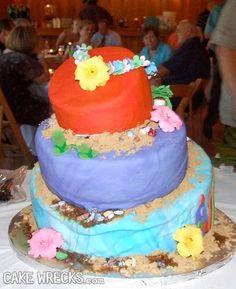 Cake Wrecks - Home - Lean OnMe