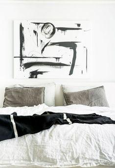 Apartment 34 Loft Reveal: {The New Nursery/Master Bedroom}