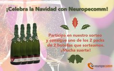 ¡Gana 2 botellas de cava con Neuropecomm!