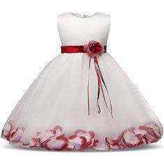 Ragazze Regina di Cuori Alice Costume Fairytale Costume Libro Settimana 6-8yrs