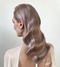Trending Hairstyles, Cool Hairstyles, Bridal Hair Roses, Blonde Babies, Hair Color Formulas, Platinum Hair, Beautiful Long Hair, About Hair, Hair Today