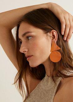 Geometric earrings -