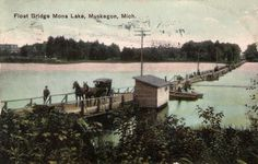 Muskegon County Muskegon Michigan, Michigan City, Old City, Where The Heart Is, Bridge, Memories, History, Sweet, Vintage
