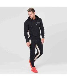 304 Clothing RJ Joggers Black-304 Clothing-Gym Wear